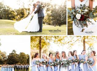 Shelby + Hunter   Wedding   Magnolia Grove Golf Course   Mobile, Alabama