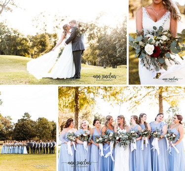 Shelby + Hunter | Wedding | Magnolia Grove Golf Course | Mobile, Alabama
