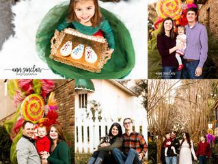 Christmas Minis 2019 | Downtown Fairhope, Alabama