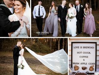 Breana + Roger | Wedding | Mobile, Alabama