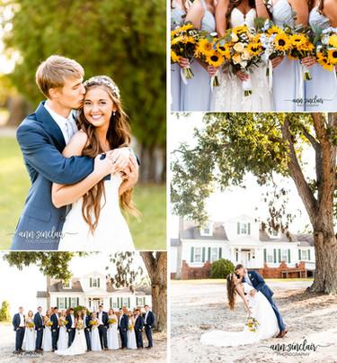 Julie + Mason | Wedding | Marks House | Pike Road, Alabama