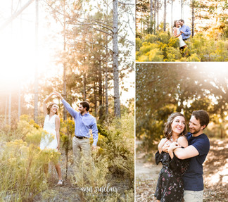 Lydia + Logan | Engagement | Spanish Fort, Alabama