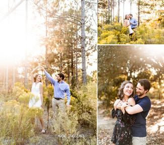 Lydia + Logan | Engagement | Spanish Fort, Alabama