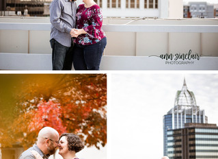 Tracy + Eric | 25 Year Anniversary | Downtown Mobile, Alabama