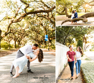 Katie + David | Engagement | Mobile, Alabama