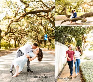 Katie + David | Engagement | Mobile, Alabama
