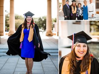 Jodi | Graduation | University of South Alabama