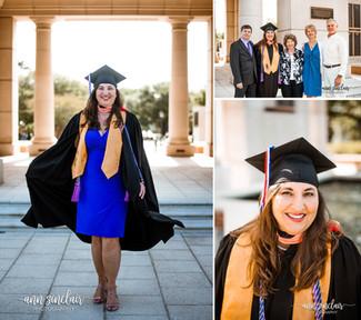Jodi   Graduation   University of South Alabama
