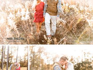 Kayla + Logan | Couple's Session | Hermitage-Rippy Estate | Mobile, Alabama