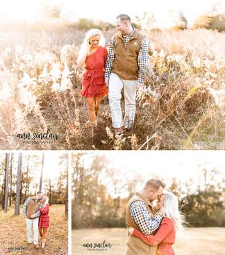 Kayla + Logan   Couple's Session   Hermitage-Rippy Estate   Mobile, Alabama