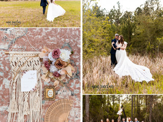 Heather + Brett | Wedding | Wilmer, Alabama