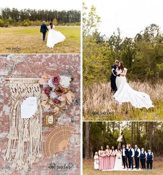 Heather + Brett | Wedding | Wilmer, Alabama