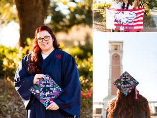 Jessica | Graduation | University of South Alabama