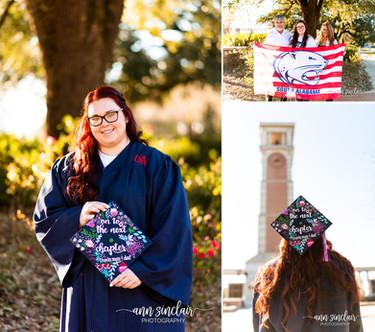 Jessica | Graduation | University of South Alabama