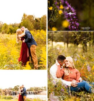 Sara + Trey   Engagement   Mobile, Alabama