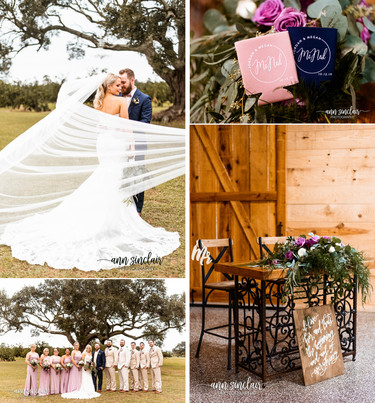 Megan + Jordan | Wedding | Hayes Farm | Theodore, Alabama
