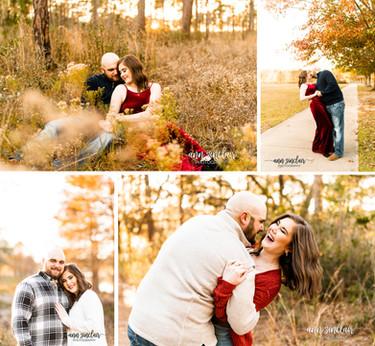 Kelly + Carlton | Engagement | Mobile, Alabama
