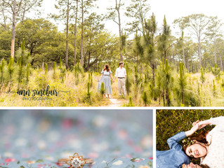 Lauren + Brady | Engagement | Mobile, Alabama