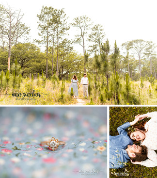 Lauren + Brady   Engagement   Mobile, Alabama