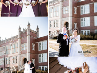 Faith + Cody   Wedding   Woodrow Hall   Birmingham, Alabama