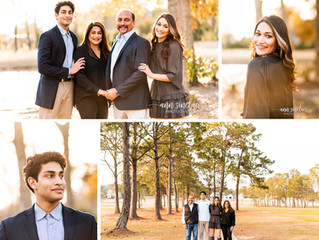 Patel Family | Heron Lakes Country Club | Mobile, Alabama