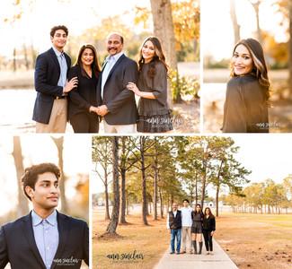 Patel Family | Heron Lakes Country Club | Mobile, Alabama