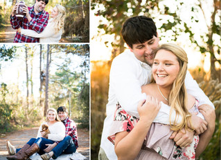 Stephanie + Orry | Engagement | Daphne, Alabama