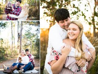 Stephanie + Orry | Engagement | Daphne, Alabama