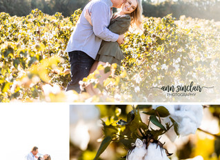 Alyssa + Josh | Engagement | Spanish Fort + Fairhope, Alabama