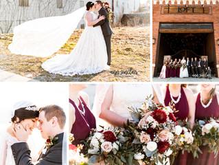 Chaselyn + JT | Wedding | Loft 212 | Cullman, Alabama