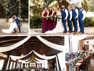 Whitney + PJ | Wedding | Live Oak Plantation | Pensacola, Florida