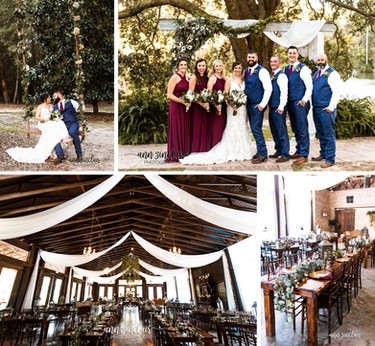 Whitney + PJ | Wedding | Live Oak Plantation | Pensacola, Florida