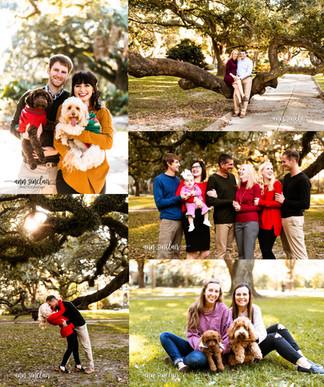 Christmas Minis 2019   Washington Square   Downtown Mobile, Alabama