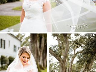 Jessica | Bridal Portraits | Pass Christian, Mississippi