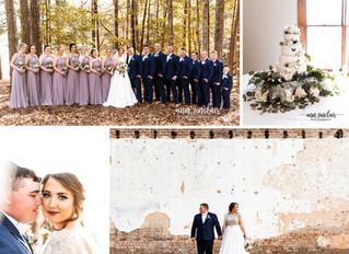 Allison + Derrick | Wedding | The Stanford | Waynesboro, Mississippi