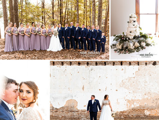 Allison + Derrick | Wedding | The Stanford | Waynesboro, Mississippi