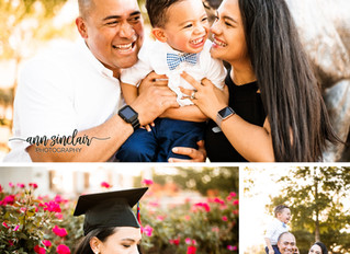 Norma | Graduation + Family | University of South Alabama