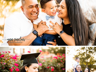 Norma | Graduation + Family | University of South Alabama