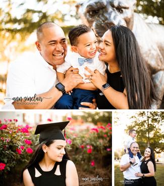 Norma   Graduation + Family   University of South Alabama