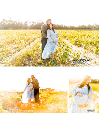 Carla + Ryan | Maternity | Holland Farms | Milton, Florida