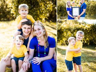 Miller Family | Golden Pond | Theodore, Alabama