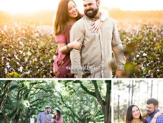 Morgan + Tyler | Engagement | Mobile, Alabama