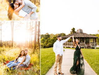 Alexus + Levi | Couple Session | Mobile, Alabama