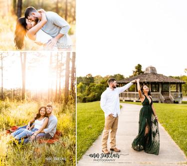 Alexus + Levi | Couple Session | Mobile, Alabama