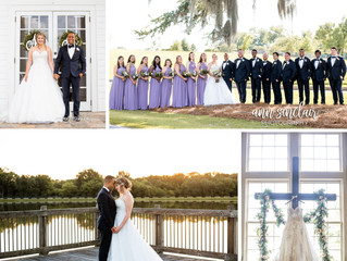 Mary Virginia + Langston | Wedding | The Chapel at The Waters | Pike Road, Alabama