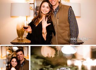 Caroline + Patrick | Surprise Engagement Party | Mobile, Alabama