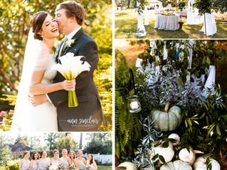 Madelyn + Jeffrey | Wedding | St. Joseph's Chapel + Stewartfield | Mobile, Alabama