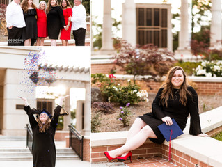 Ruby | Graduation + Family | University of South Alabama