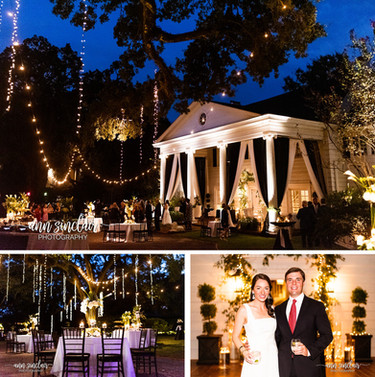 Mary Helen + Jeffrey | Rehearsal Dinner | Mobile, Alabama