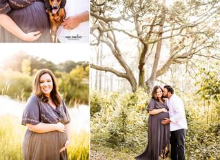 Morgan + Tyler | Maternity | Mobile, Alabama